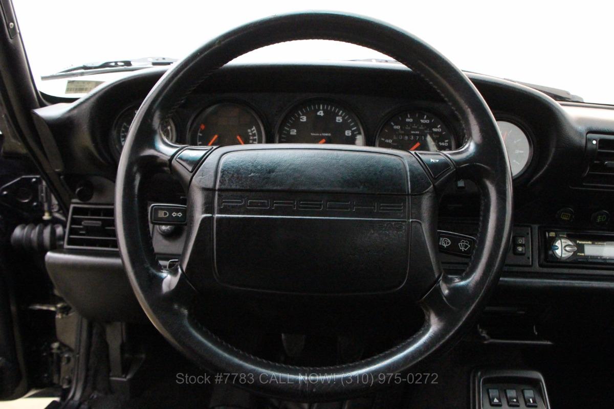 Used 1991 Porsche 964 Turbo | Los Angeles, CA