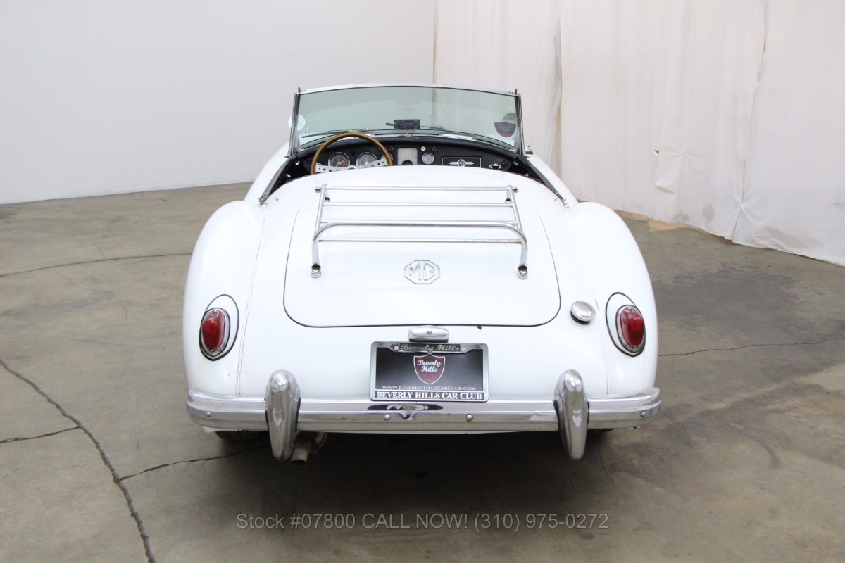 Used 1959 MG A Roadster | Los Angeles, CA