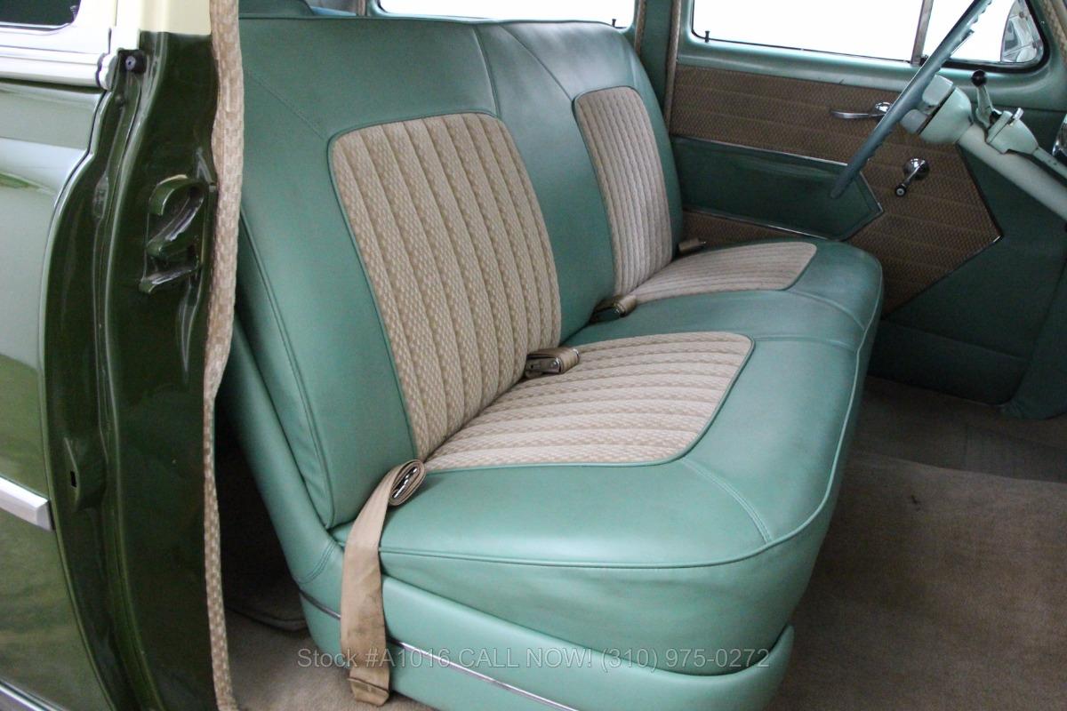 1954 Chevrolet Bel Air Sedan Beverly Hills Car Club 4 Door Used Los Angeles Ca