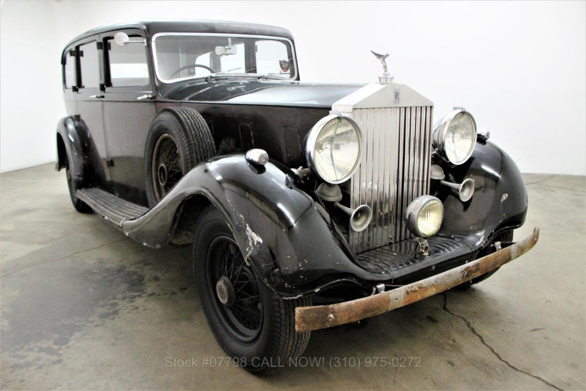 1940 Rolls Royce Phantom III Limousine   Beverly Hills Car ...