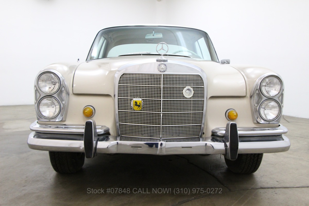 1966 mercedes benz 250se coupe beverly hills car club for Mercedes benz service beverly hills