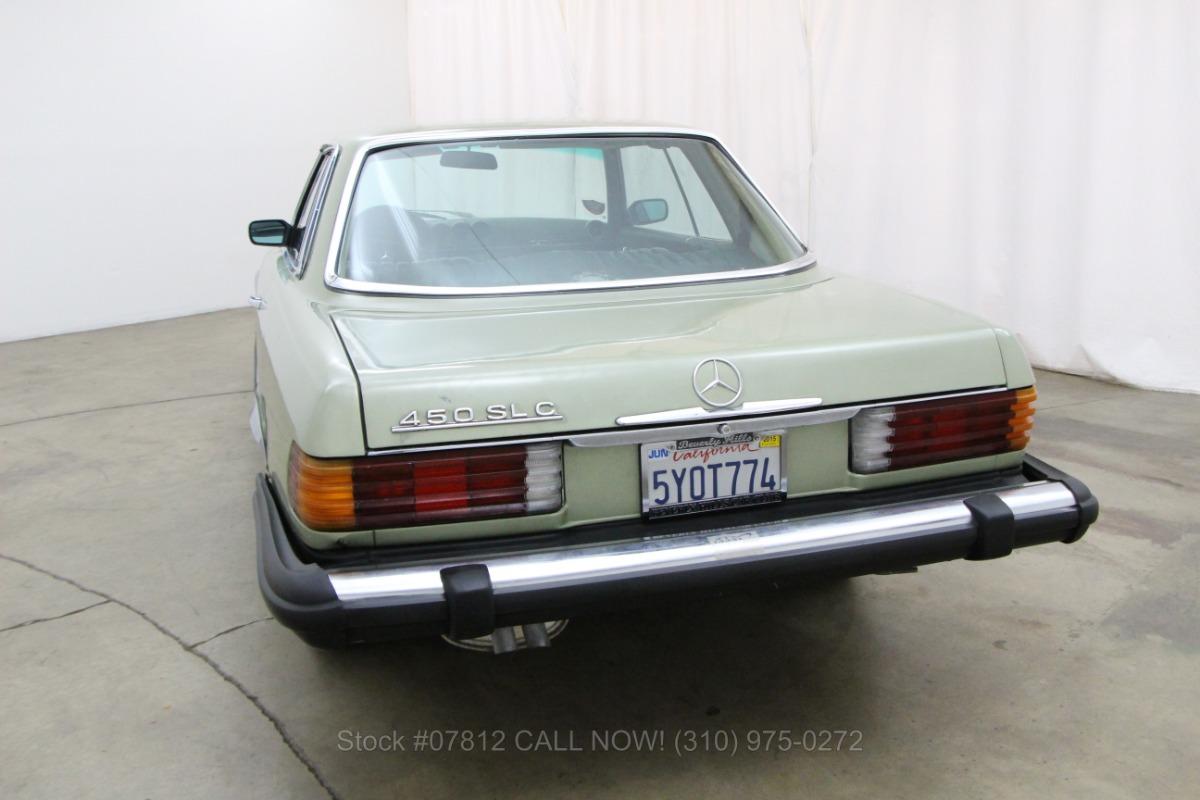 1973 mercedes benz 450slc beverly hills car club for Buy classic mercedes benz