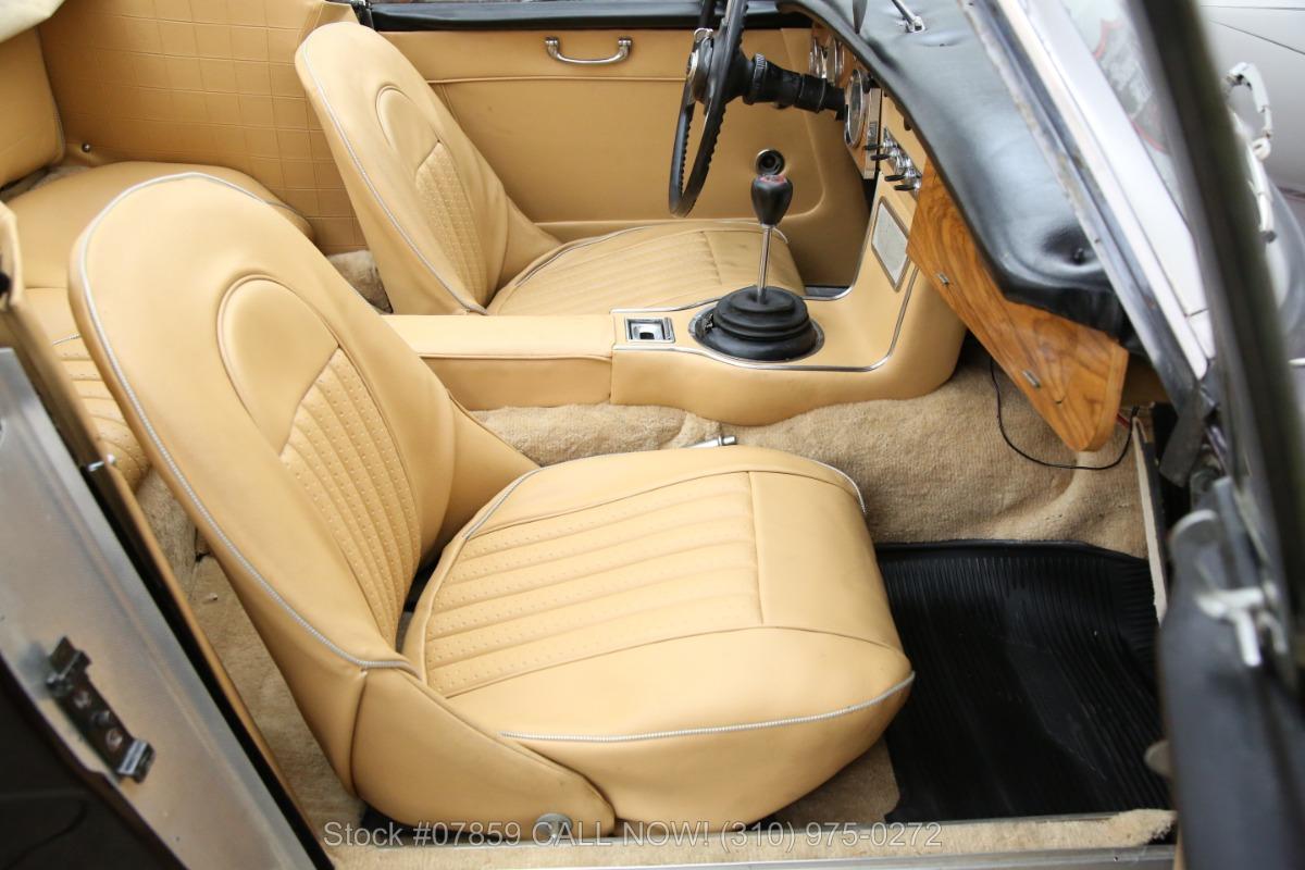 Used 1967 Austin-Healey 3000 BJ8 Convertible Sports Car | Los Angeles, CA