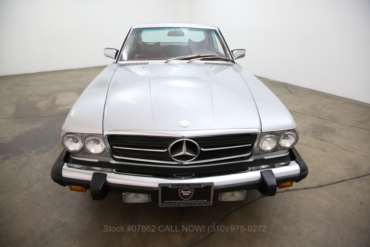 1979 mercedes benz 450slc beverly hills car club for Beverly hills mercedes benz service