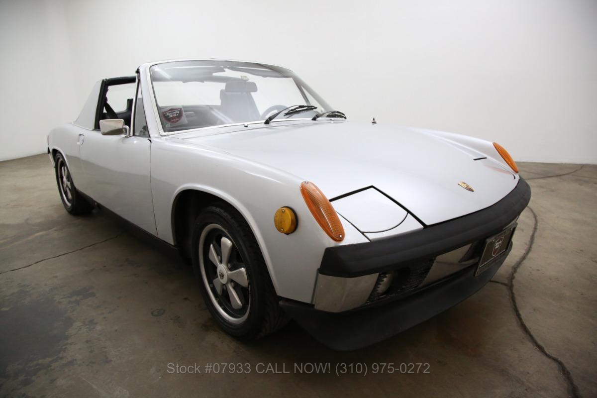 Used 1971 Porsche 914-6    Los Angeles, CA