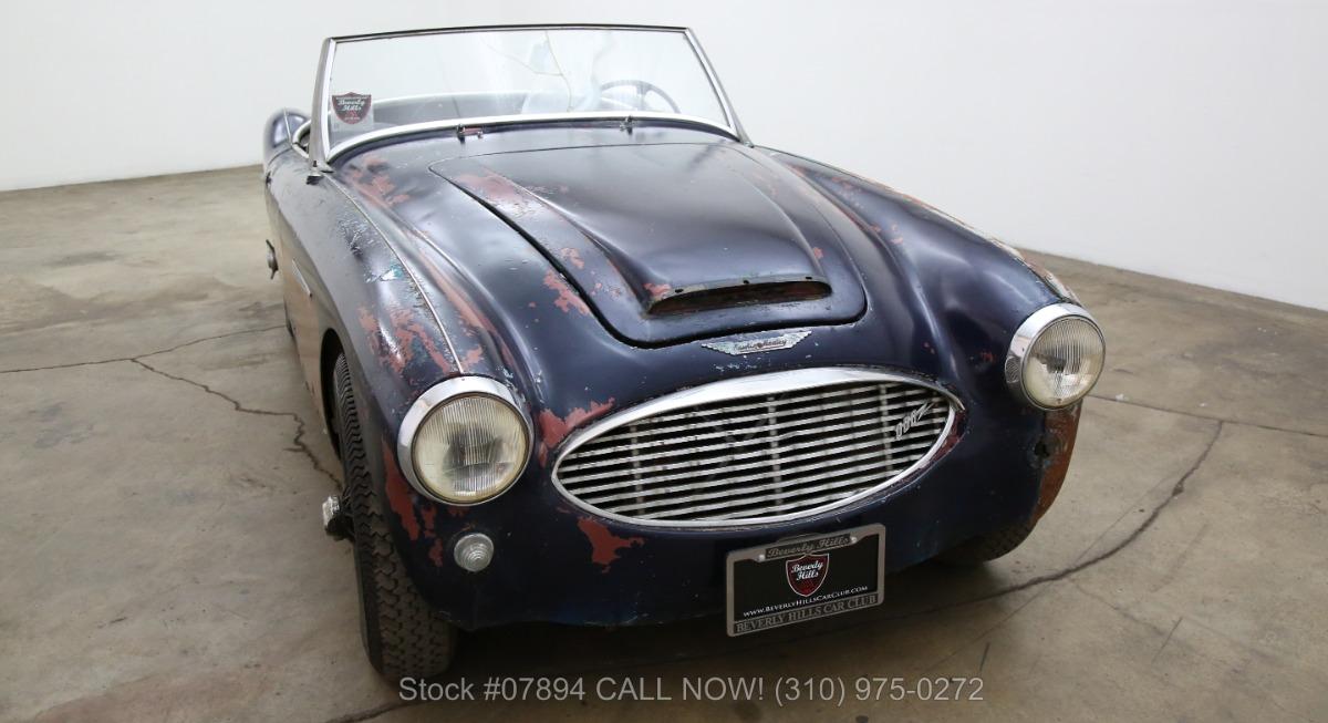 Used 1960 Austin-Healey 3000 BN7 | Los Angeles, CA