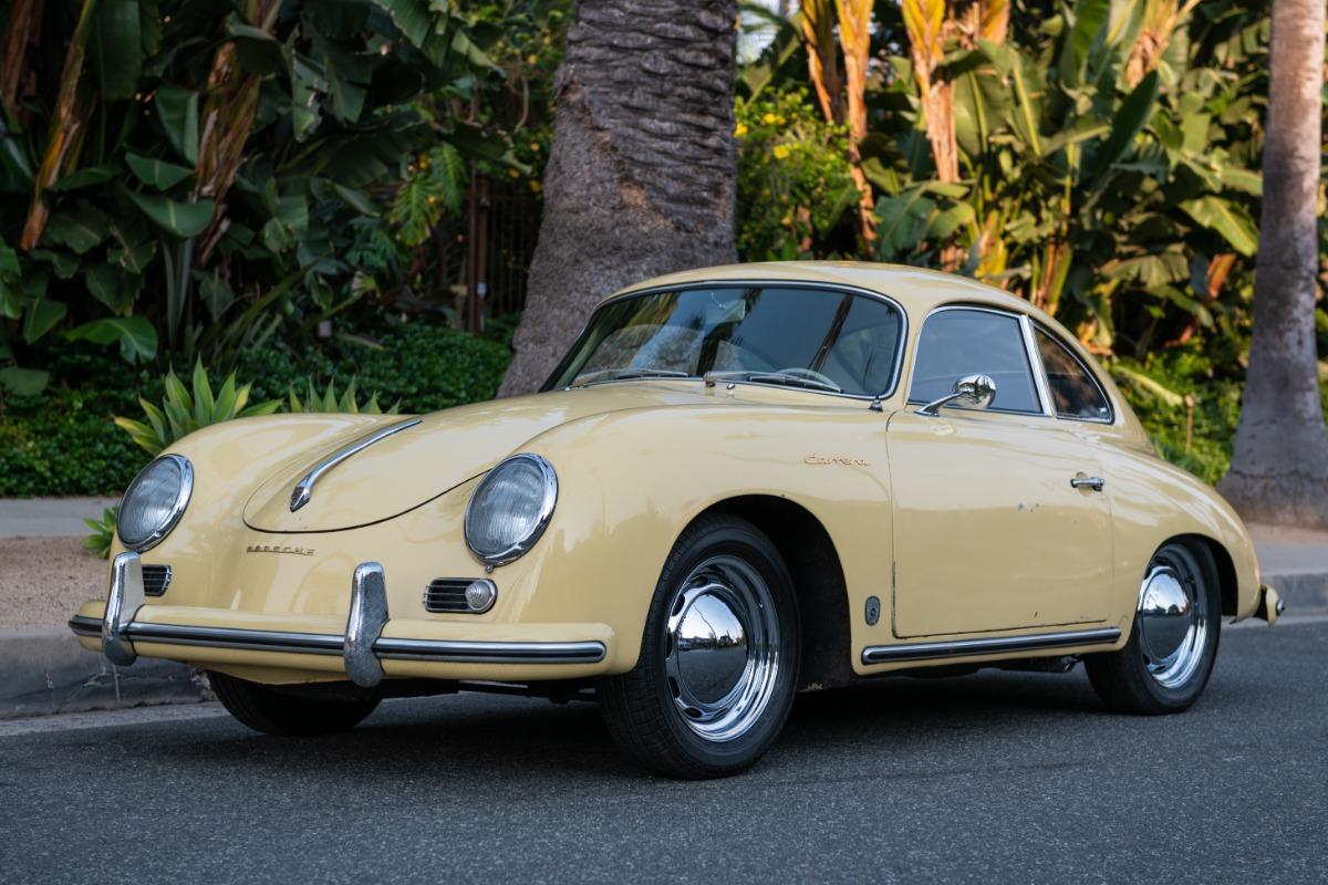 Used 1956 Porsche 356A Carrera 1500GS Coupe | Los Angeles, CA