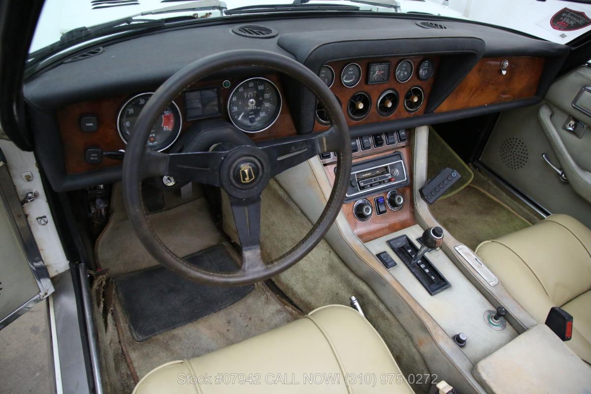 Used 1976 Jensen Interceptor Convertible | Los Angeles, CA