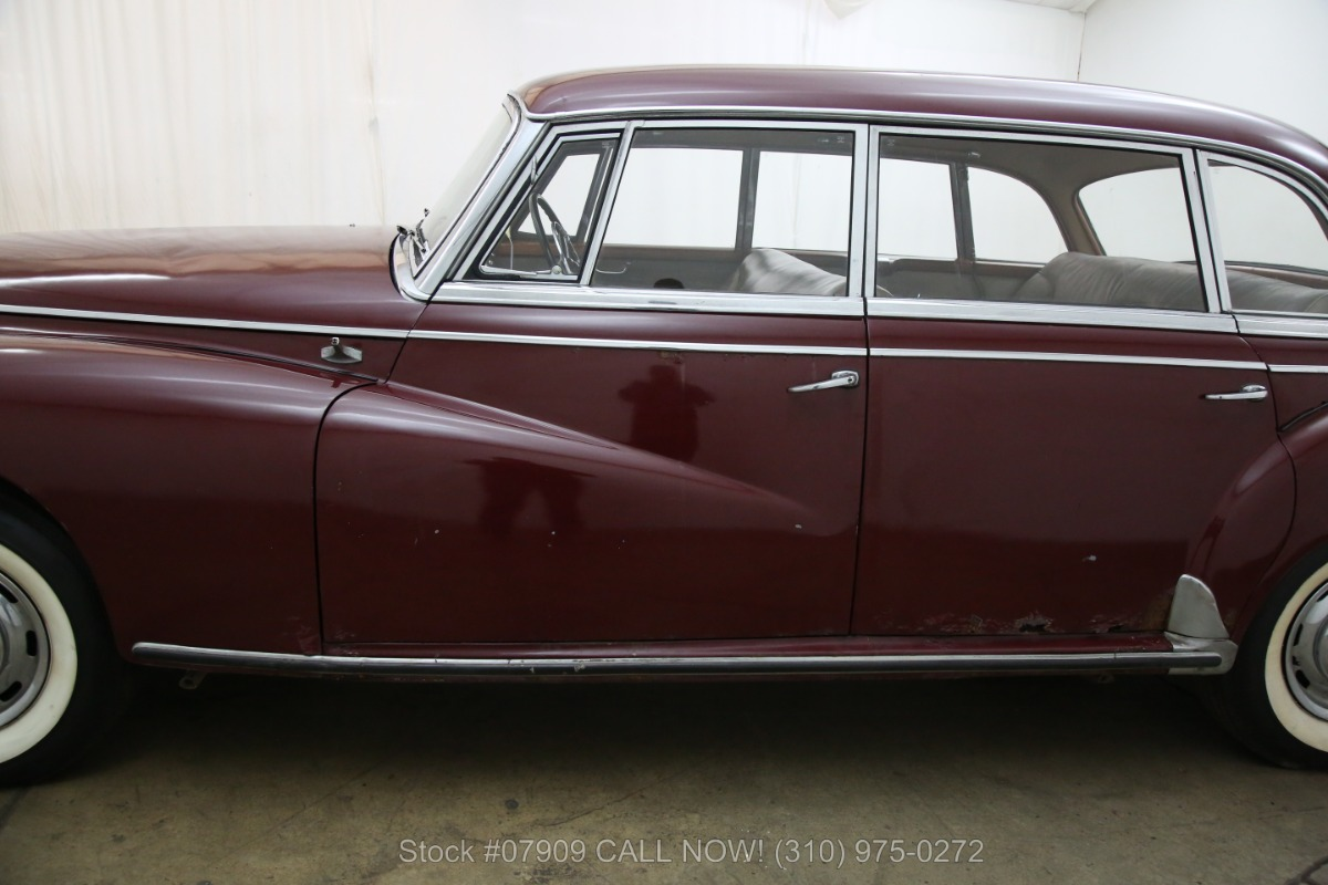 Used 1958 Mercedes-Benz 300D Adenauer | Los Angeles, CA