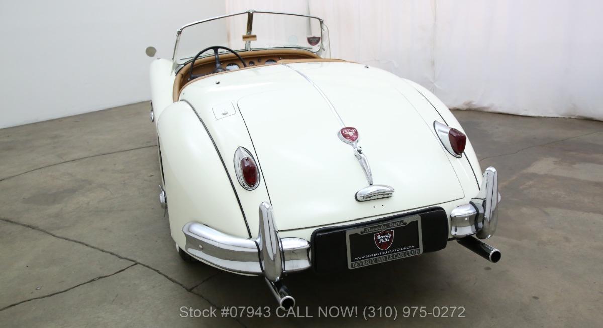 Used 1956 Jaguar XK140 SE Roadster | Los Angeles, CA