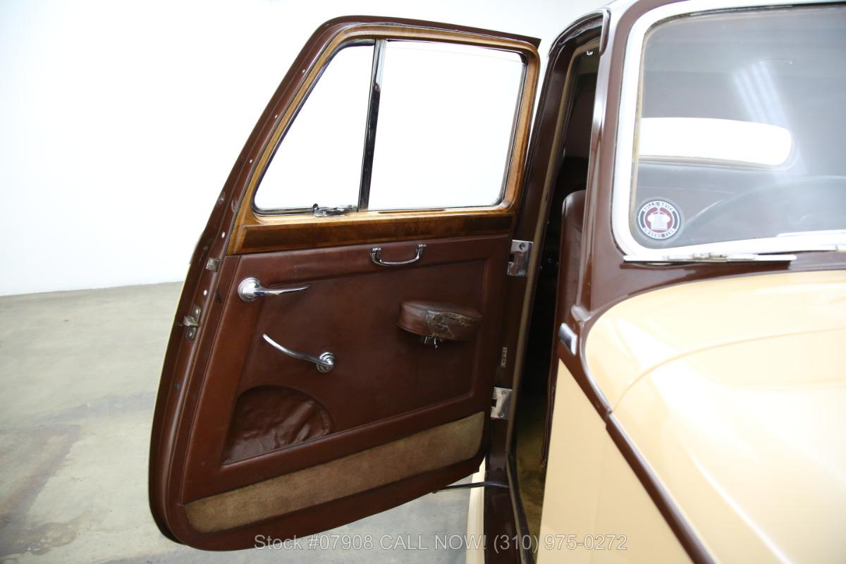 Used 1952 Bentley MK VI  | Los Angeles, CA
