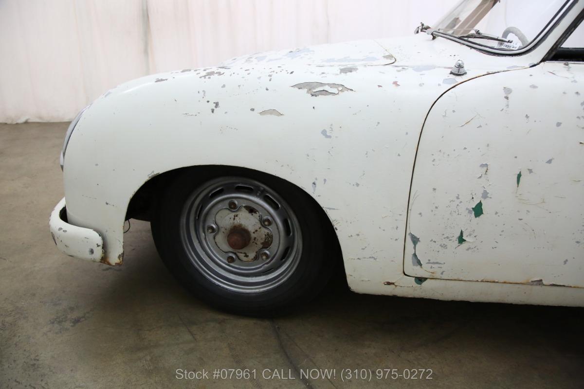 Used 1952 Porsche 356 Pre-A Cabriolet | Los Angeles, CA