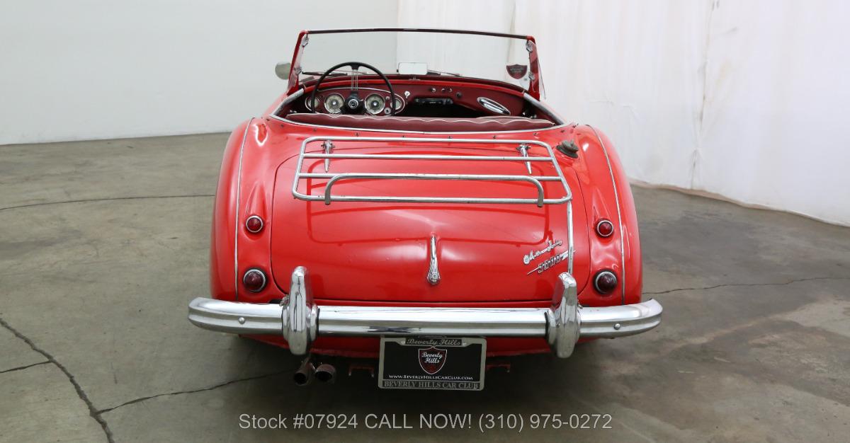 Used 1960 Austin-Healey 3000 BT7 | Los Angeles, CA