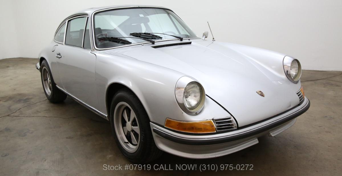 1972 Porsche 911T Sunroof Coupe