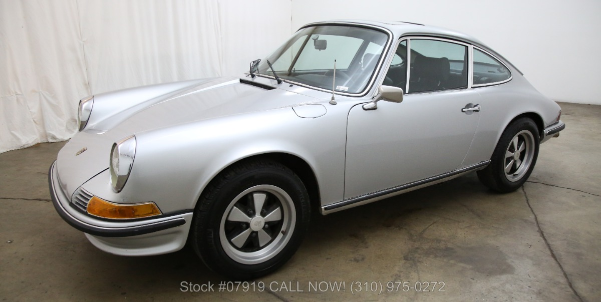 Used 1972 Porsche 911T Sunroof Coupe   Los Angeles, CA