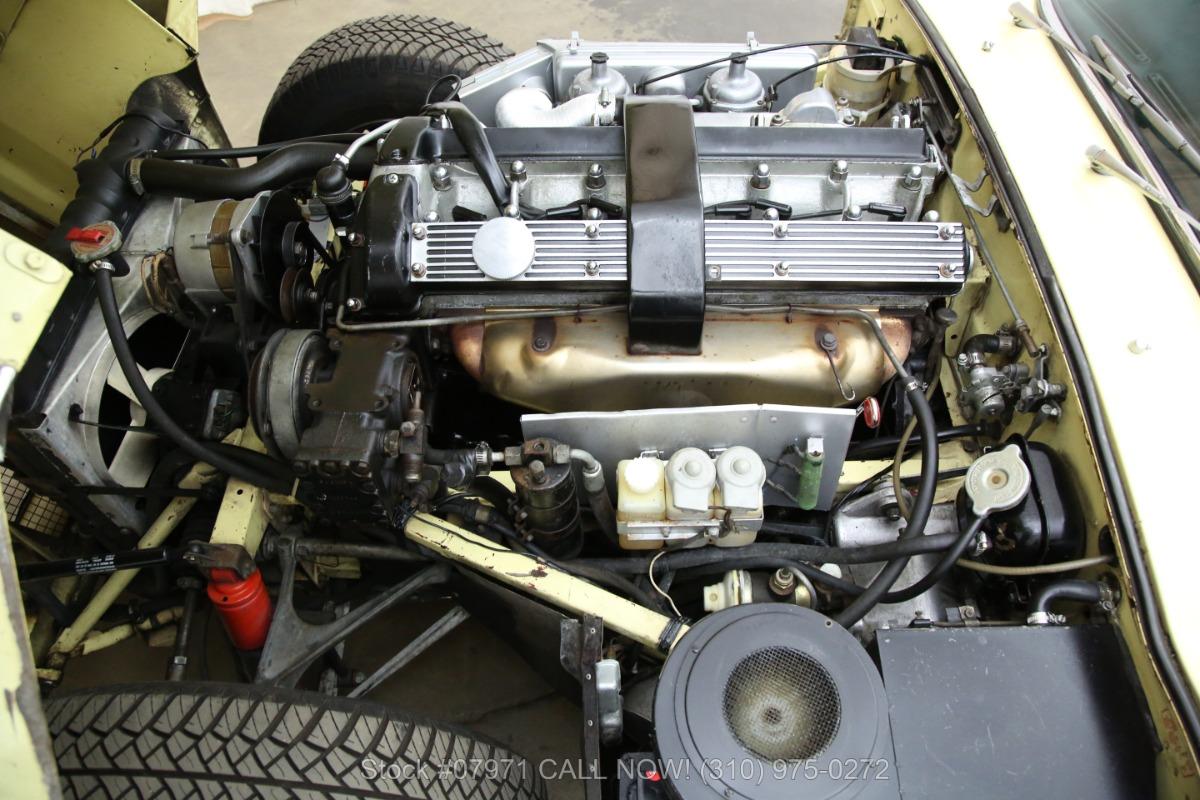 Used 1971 Jaguar XKE Series II Fixed Head Coupe   Los Angeles, CA