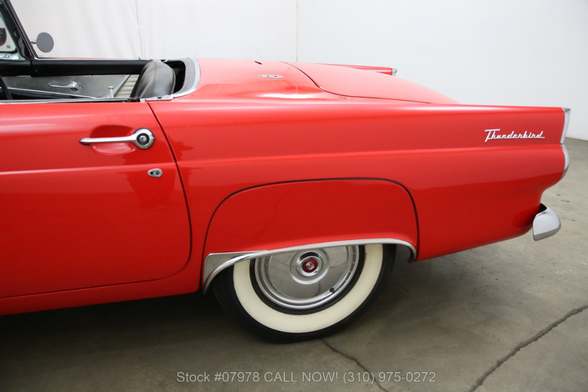Used 1955 Ford Thunderbird Convertible | Los Angeles, CA