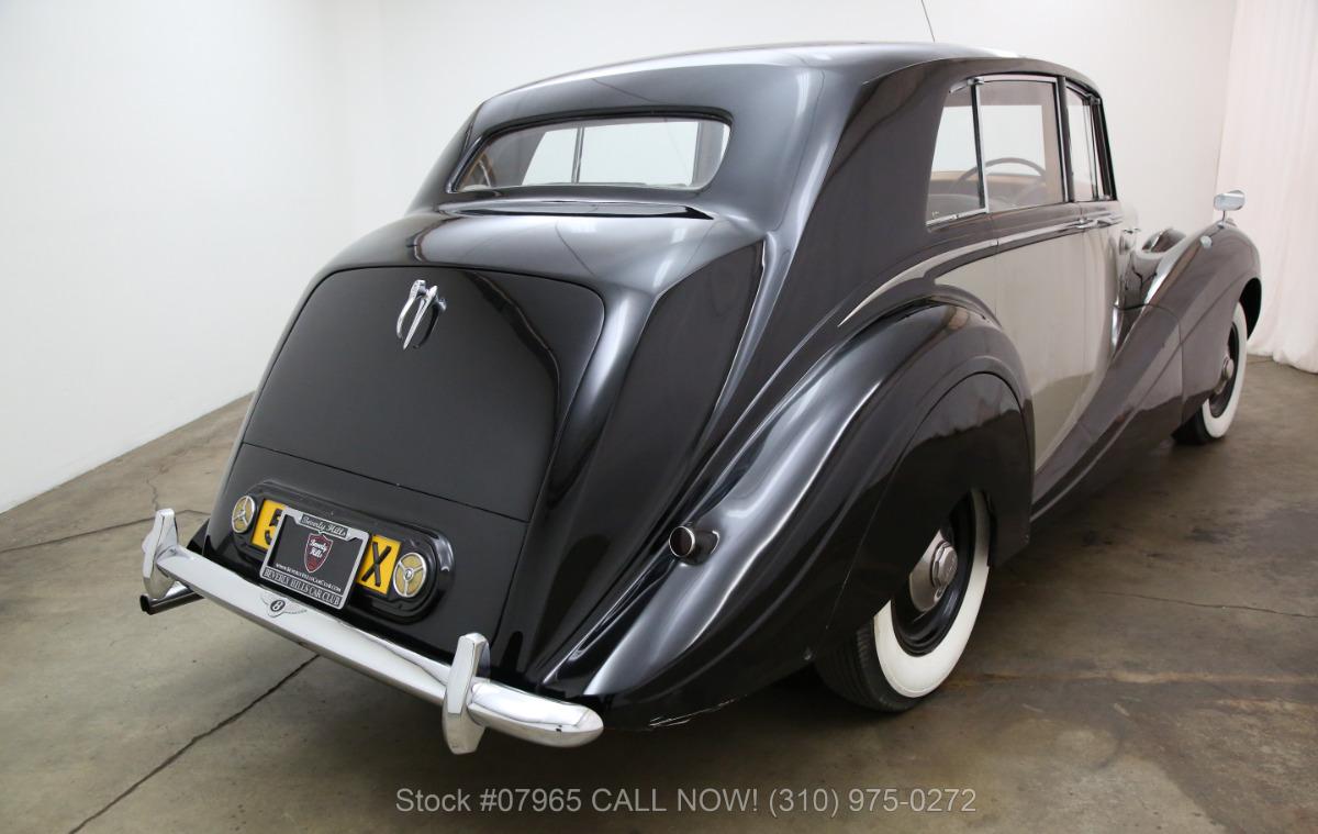 Used 1949 Bentley MK IV Sedan Right Hand Drive | Los Angeles, CA