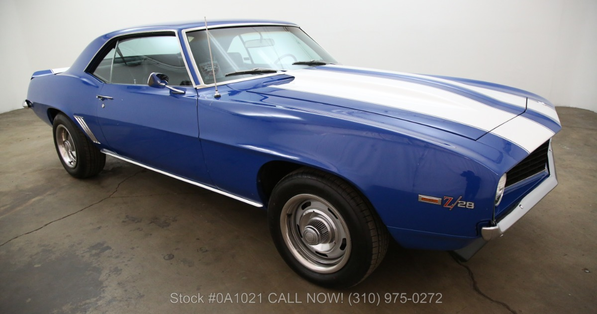 Used 1969 Chevrolet Camaro Z28 | Los Angeles, CA