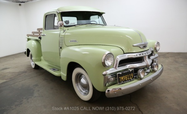 1954 Chevrolet 3100 Deluxe Cab Short Box Pickup