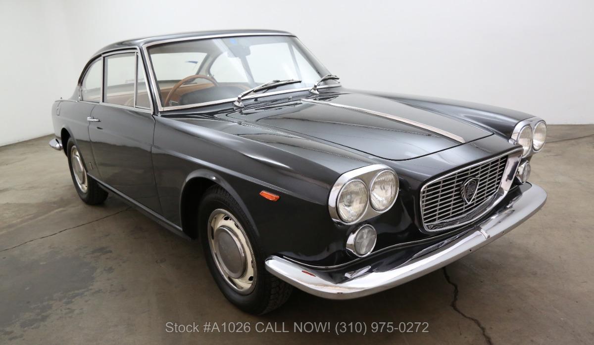 1966 Lancia Flavia Coupe RHD
