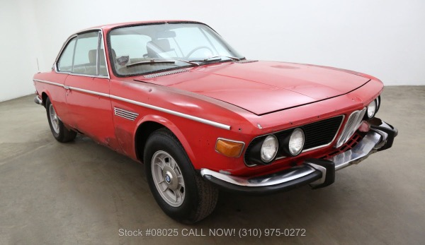 1970 BMW 2800CS Coupe