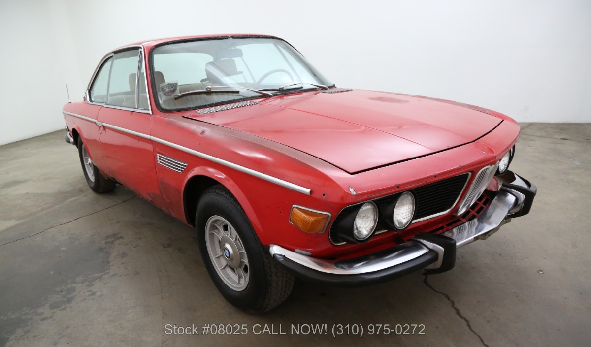 1970 BMW 2800CS Coupe | Beverly Hills Car Club  1970 BMW 2800CS...