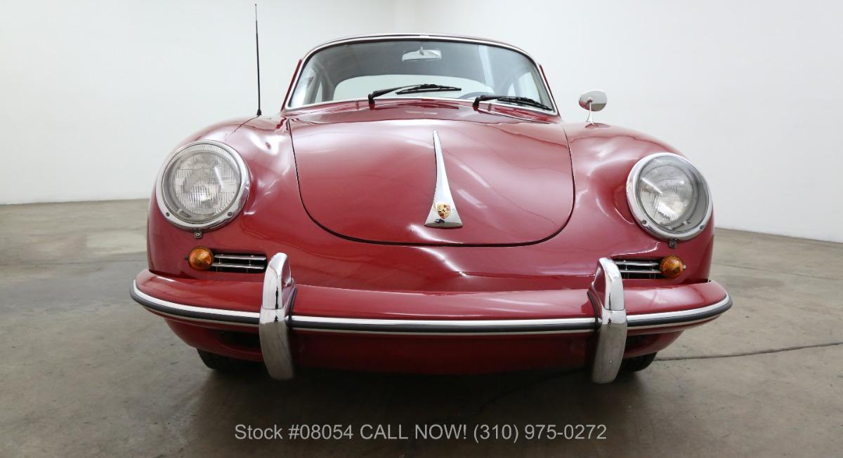 Used 1962 Porsche 356B Notchback by Karmann | Los Angeles, CA