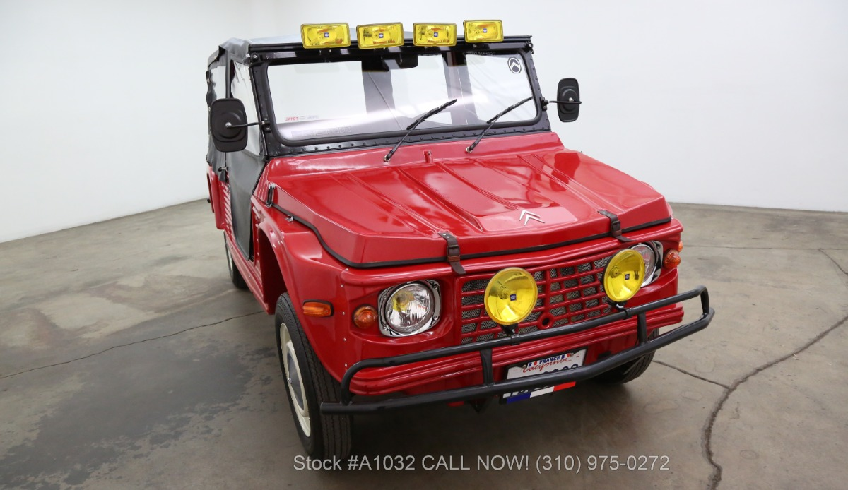 Used 1971 Citroen Mehari  | Los Angeles, CA