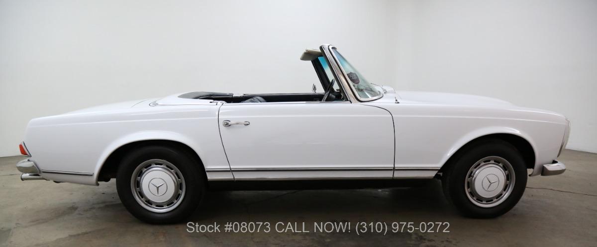 1968 mercedes benz 280sl pagoda beverly hills car club