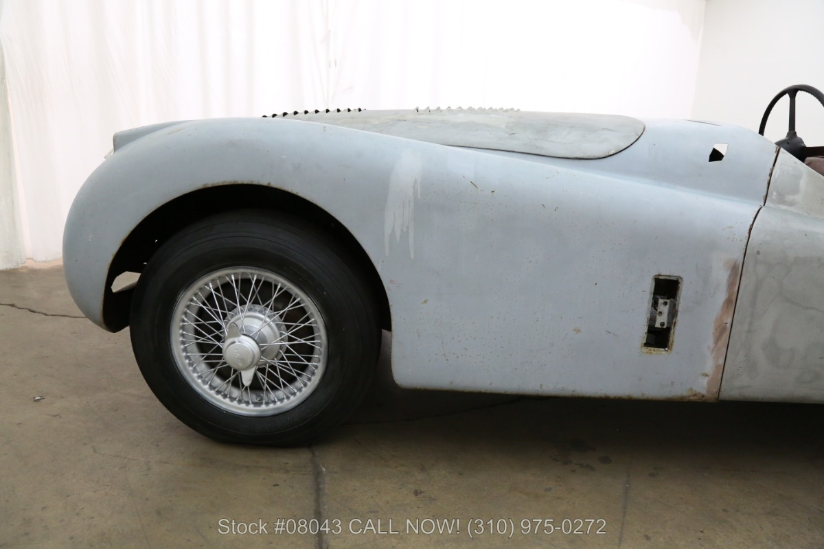 1953 Jaguar Xk120 Roadster Beverly Hills Car Club For Sale Used Los Angeles Ca