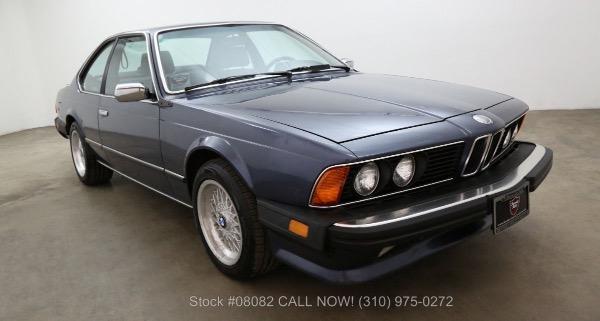 1986 BMW 635i