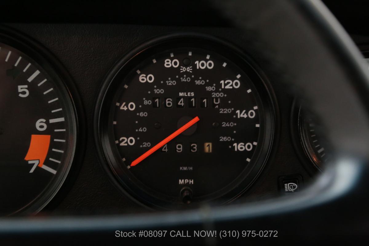 Used 1986 Porsche Carrera Sunroof Coupe   Los Angeles, CA