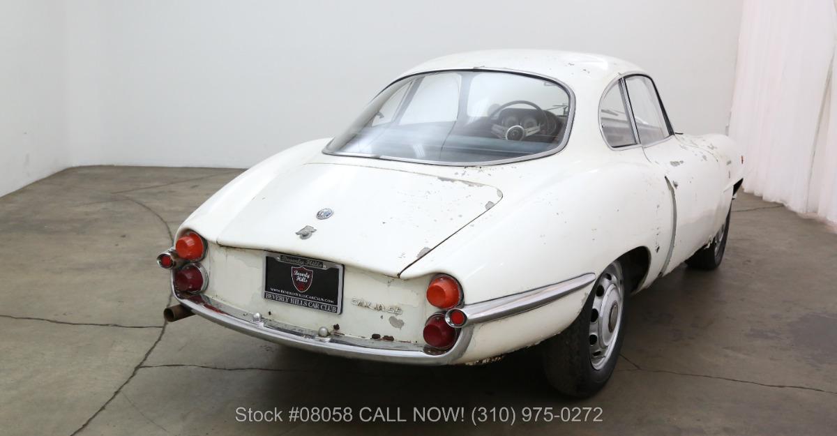 Used 1963 Alfa Romeo Sprint Speciale | Los Angeles, CA
