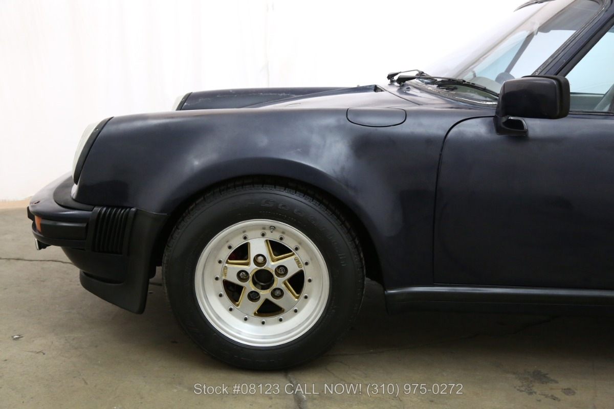 Used 1976 Porsche 930 Sunroof Coupe | Los Angeles, CA