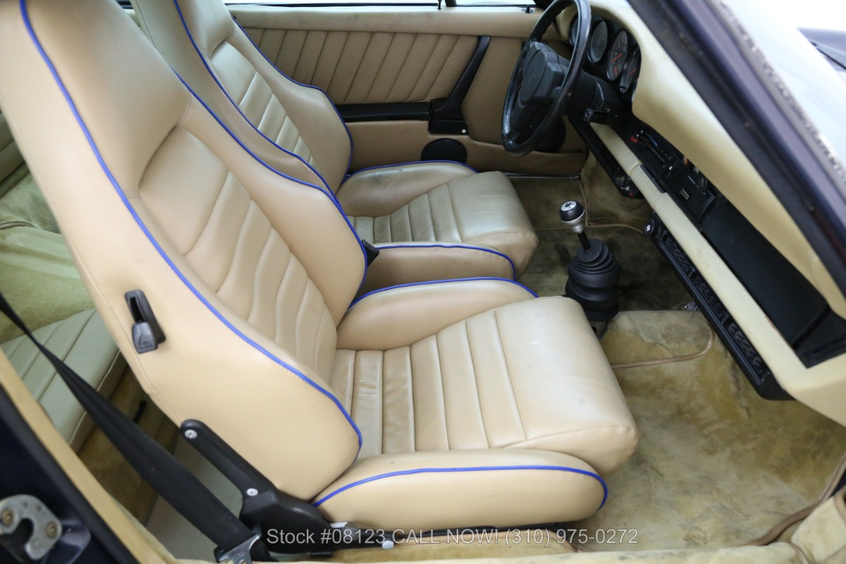 Used 1976 Porsche 930 Sunroof Coupe   Los Angeles, CA