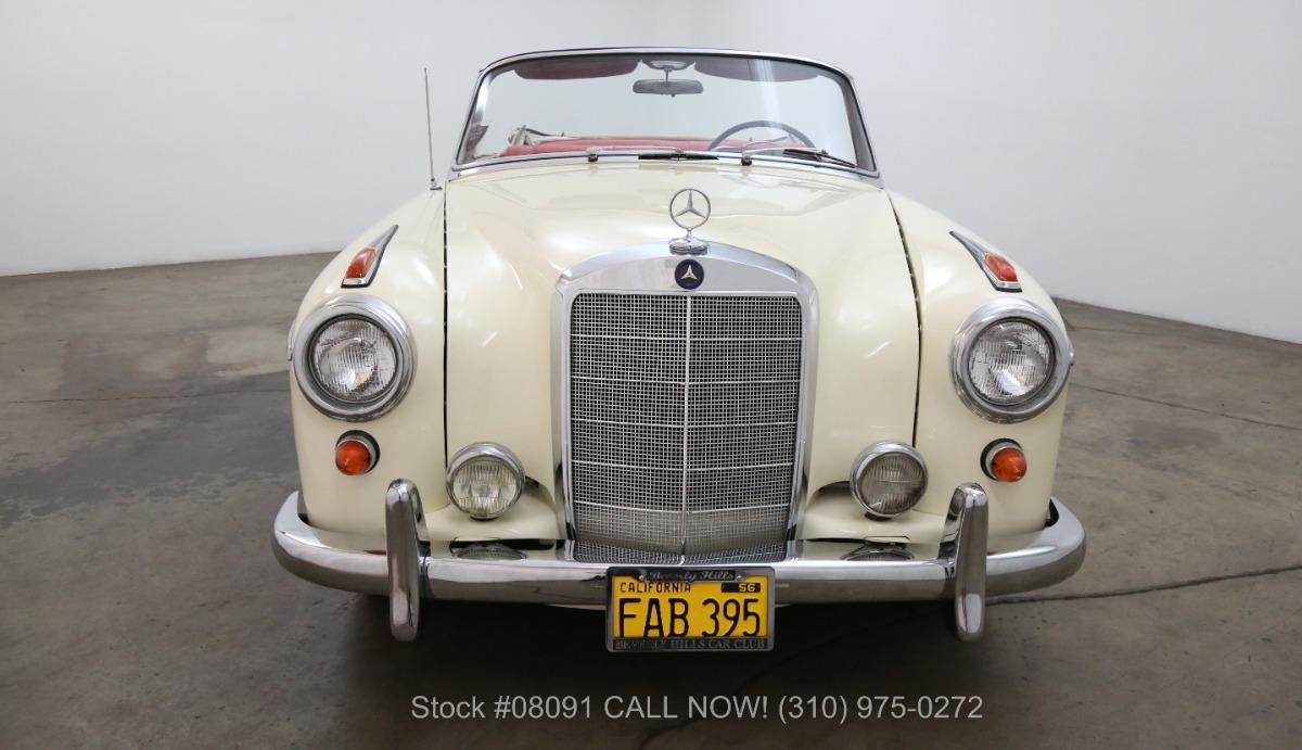 Used 1960 Mercedes-Benz 220S Cabriolet | Los Angeles, CA