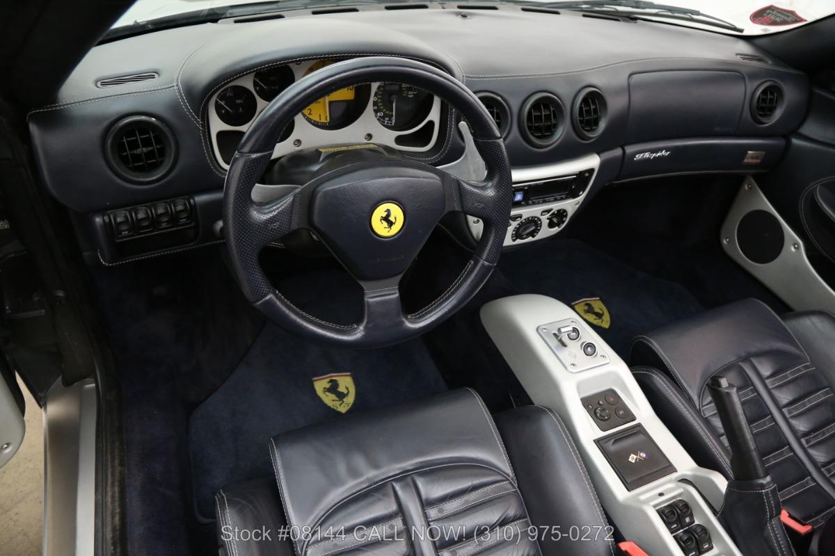 Used 2001 Ferrari 360 Spider | Los Angeles, CA