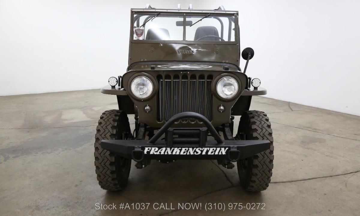 Used 1948 Jeep CJ2A 4x4 | Los Angeles, CA