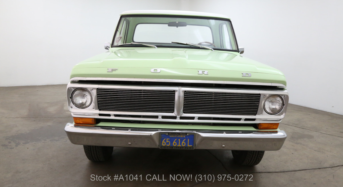 Used 1972 Ford F-100 Ranger | Los Angeles, CA