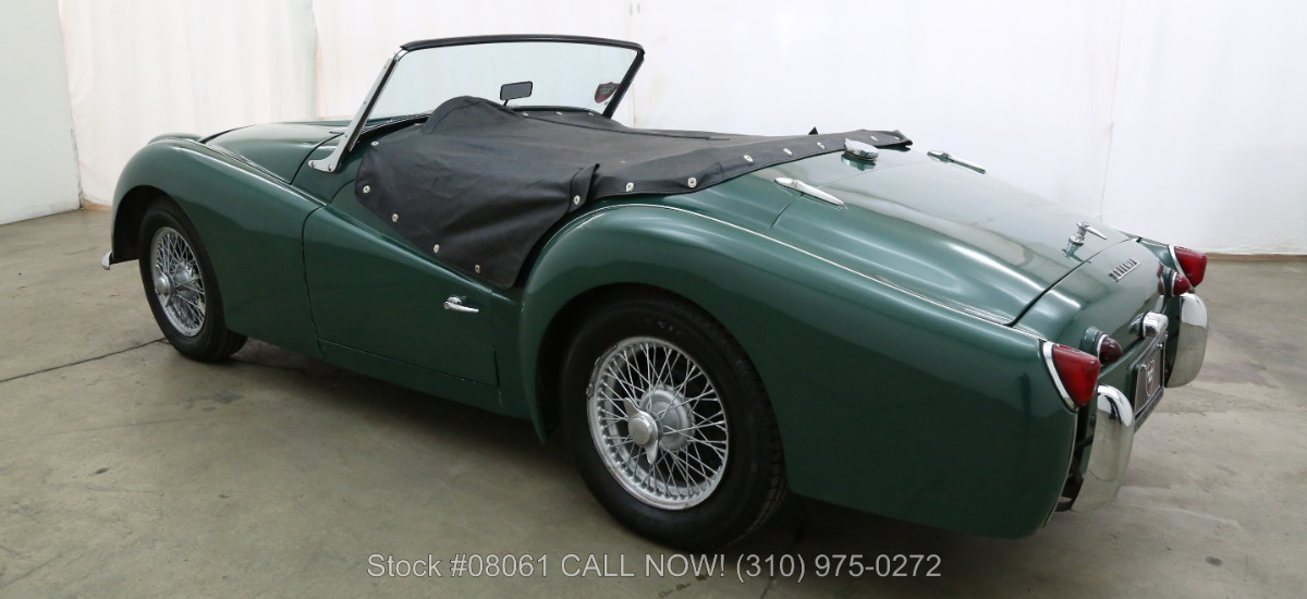 Used 1960 Triumph TR3 A | Los Angeles, CA