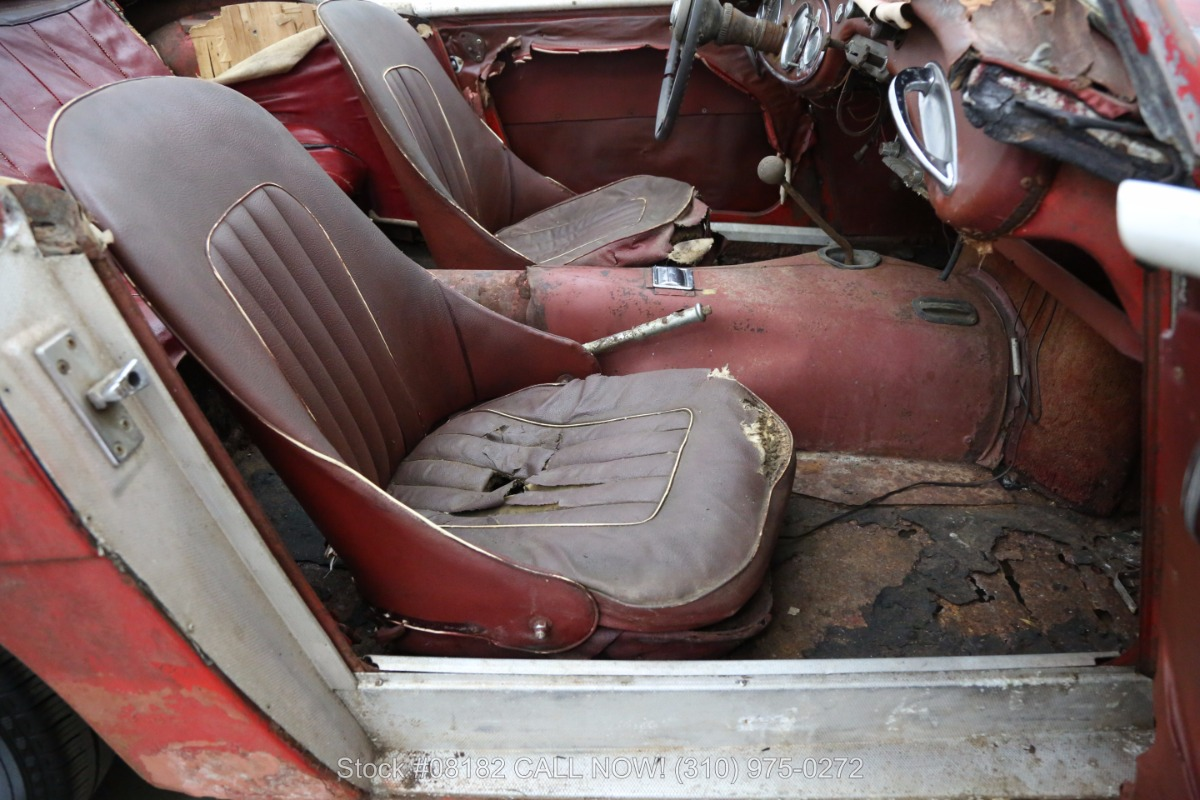 Used 1959 Austin-Healey 100-6 Convertible | Los Angeles, CA
