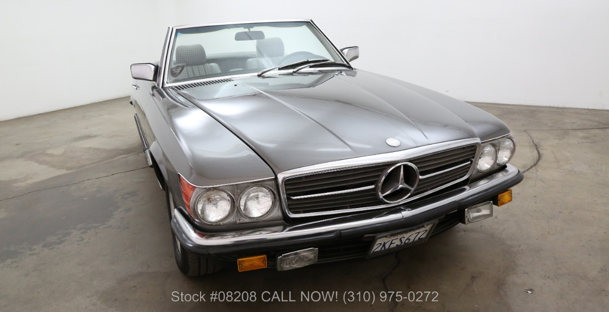 1983 mercedes benz 280sl beverly hills car club for Beverly hills mercedes benz service
