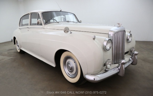 1959 Bentley S1 Long Wheel Base Saloon Right Hand Drive