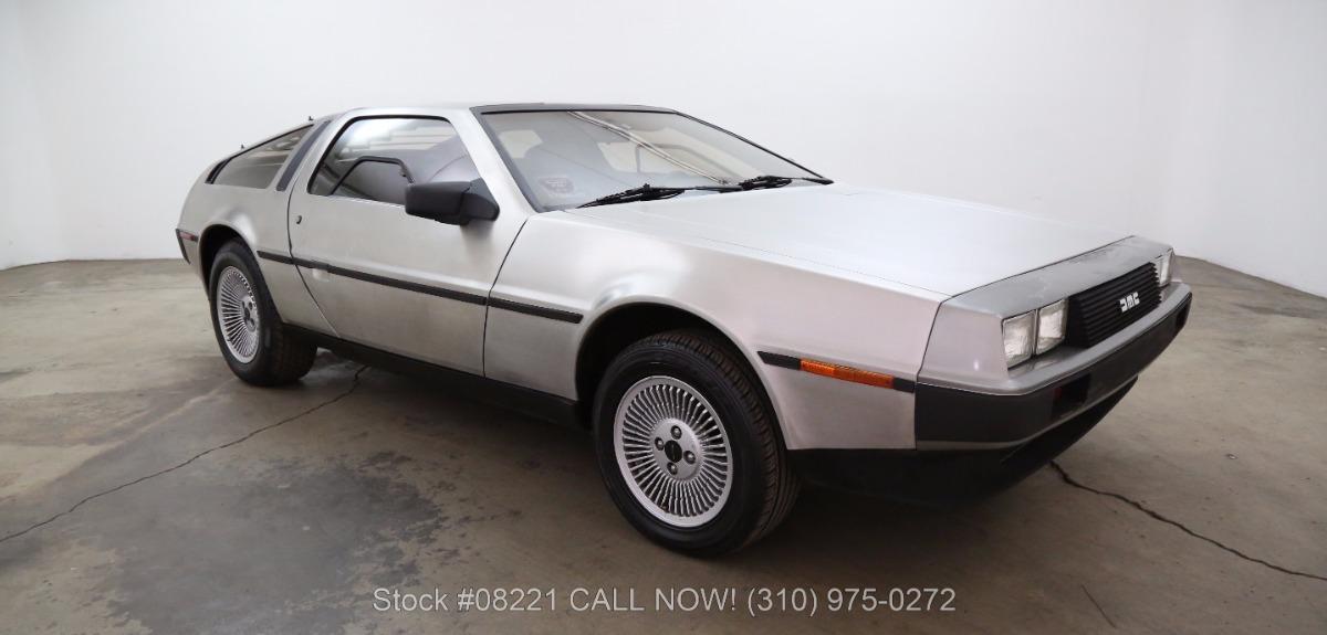 Used 1981 DeLorean DMC-12  | Los Angeles, CA