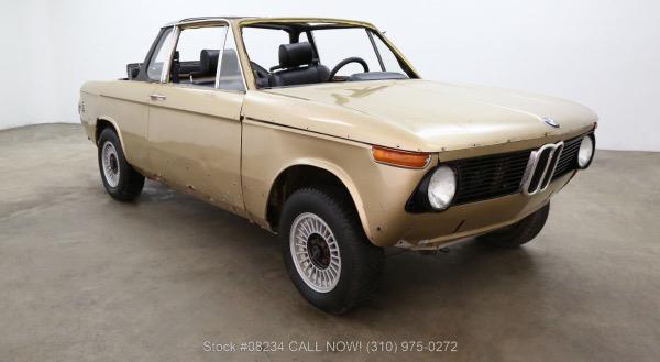 1975 BMW 2002 Baur Targa