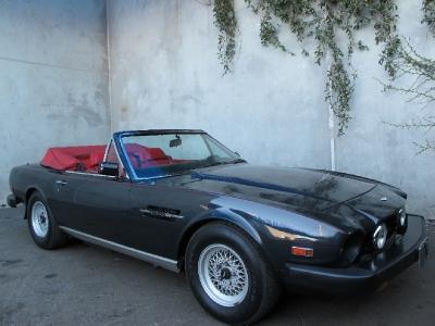 1988 Aston Martin Volante  width=