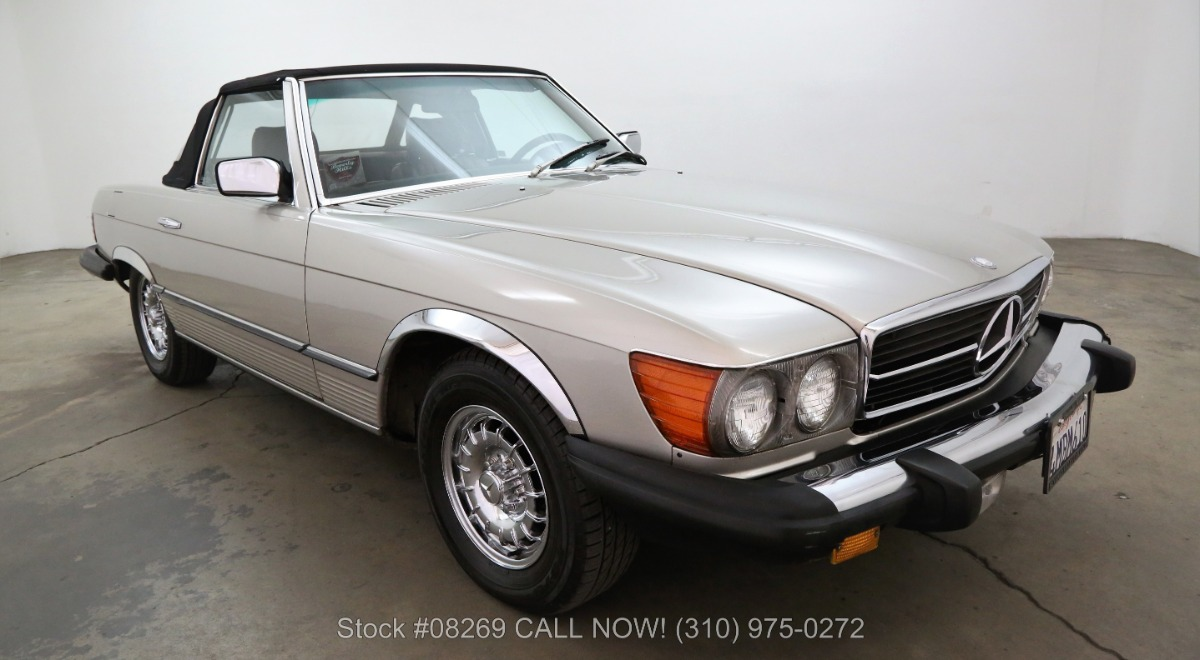 Used 1985 Mercedes-Benz 380SL  | Los Angeles, CA