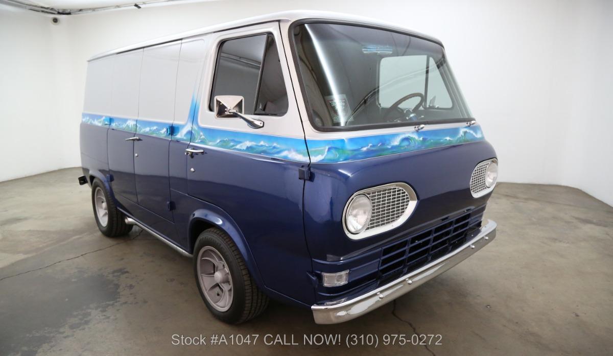 1964 Ford Econoline 1/2 Ton Van Custom
