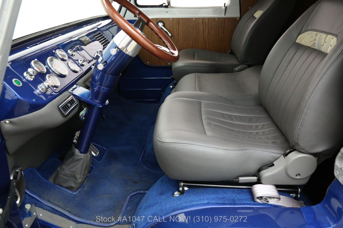 Used 1964 Ford Econoline 1/2 Ton Van Custom | Los Angeles, CA